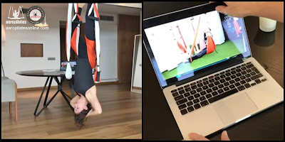 AERO PILATES INTERNATIONAL CURSOS YOGA PILATES COLUMPIO  OVIEDO ASTURIAS, GIJON