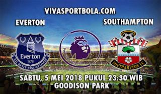 Prediksi Bola Everton vs Southampton 5 Mei 2018