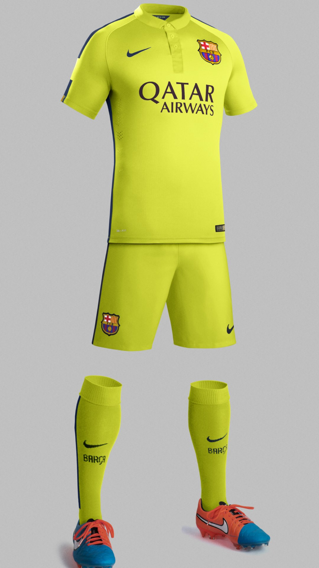 fc barcelona equipment