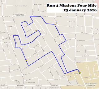 Four Mile Run For Missions
