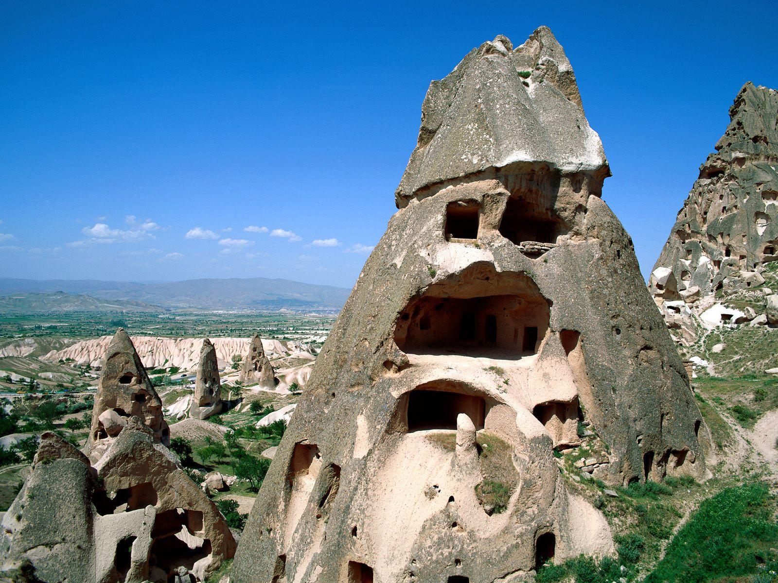Travel Trip Journey Cappadocia Turkey
