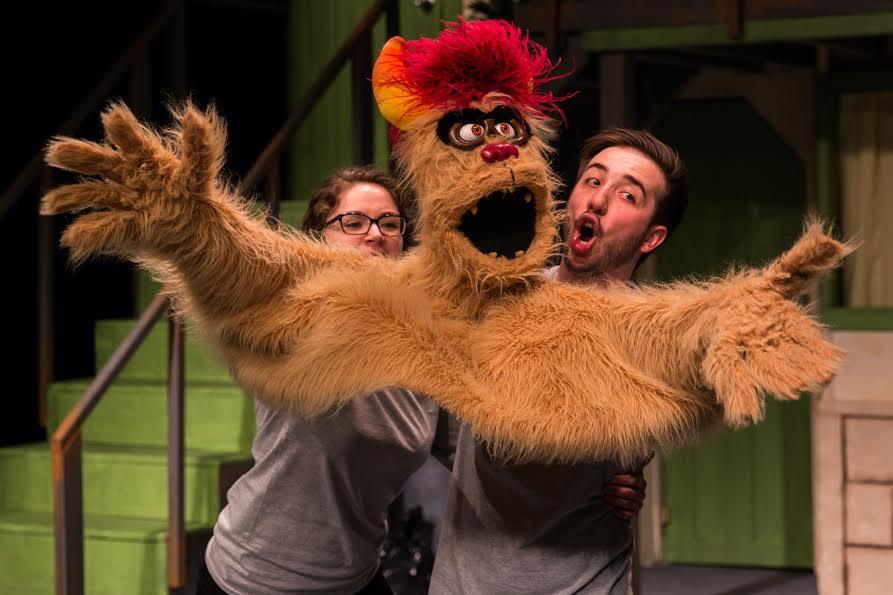 Dresdner's Theatre Reviews: Avenue Q at Lakewood Playhouse