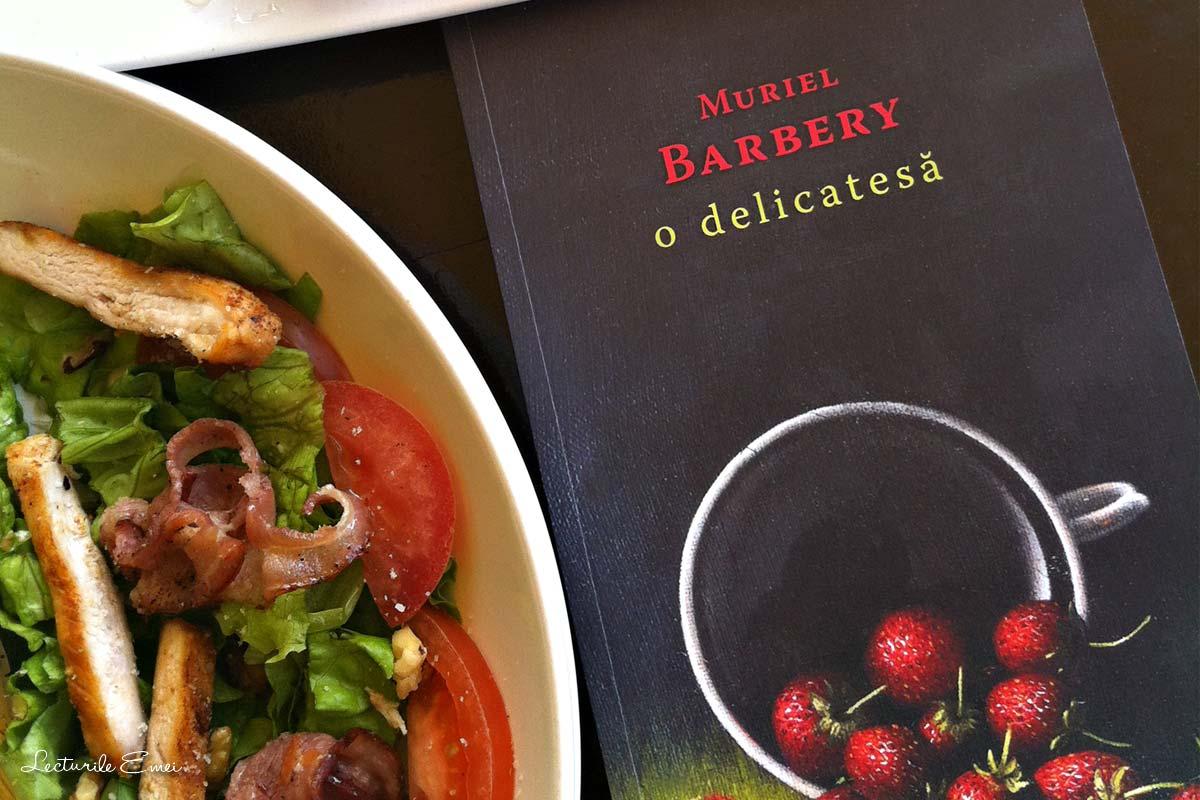 recenzie carte O delicatesă de Muriel Barbery