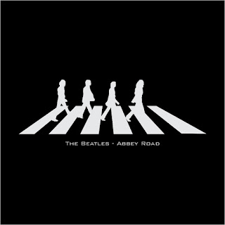 The Beatles - Abbey Road Free Download Vector CDR, AI, EPS and PNG Formats