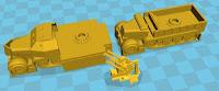 Sd Kfz 7/1 Quad AA halftrack (12mm)