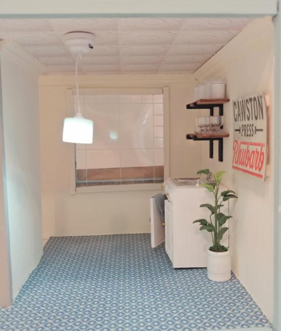 dollhouse kitchen project