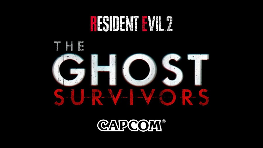 resident evil 2 remake ghost survivors mode