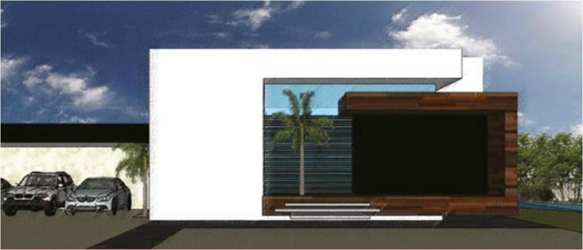 Inmodesarrollo fachadas minimalistas for Imagenes de fachadas de oficinas modernas