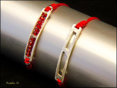 Pulsera cerco de plata, Joyería artesanal personalizada