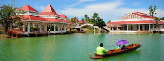 Floating Market Hua Hin Khao Takiab