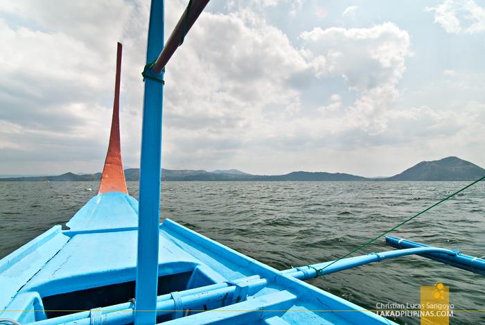 Taal Volcano Hike Boat Ride