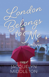 Weekend Reading: London Belongs to Me by Jacquelyn Middleton