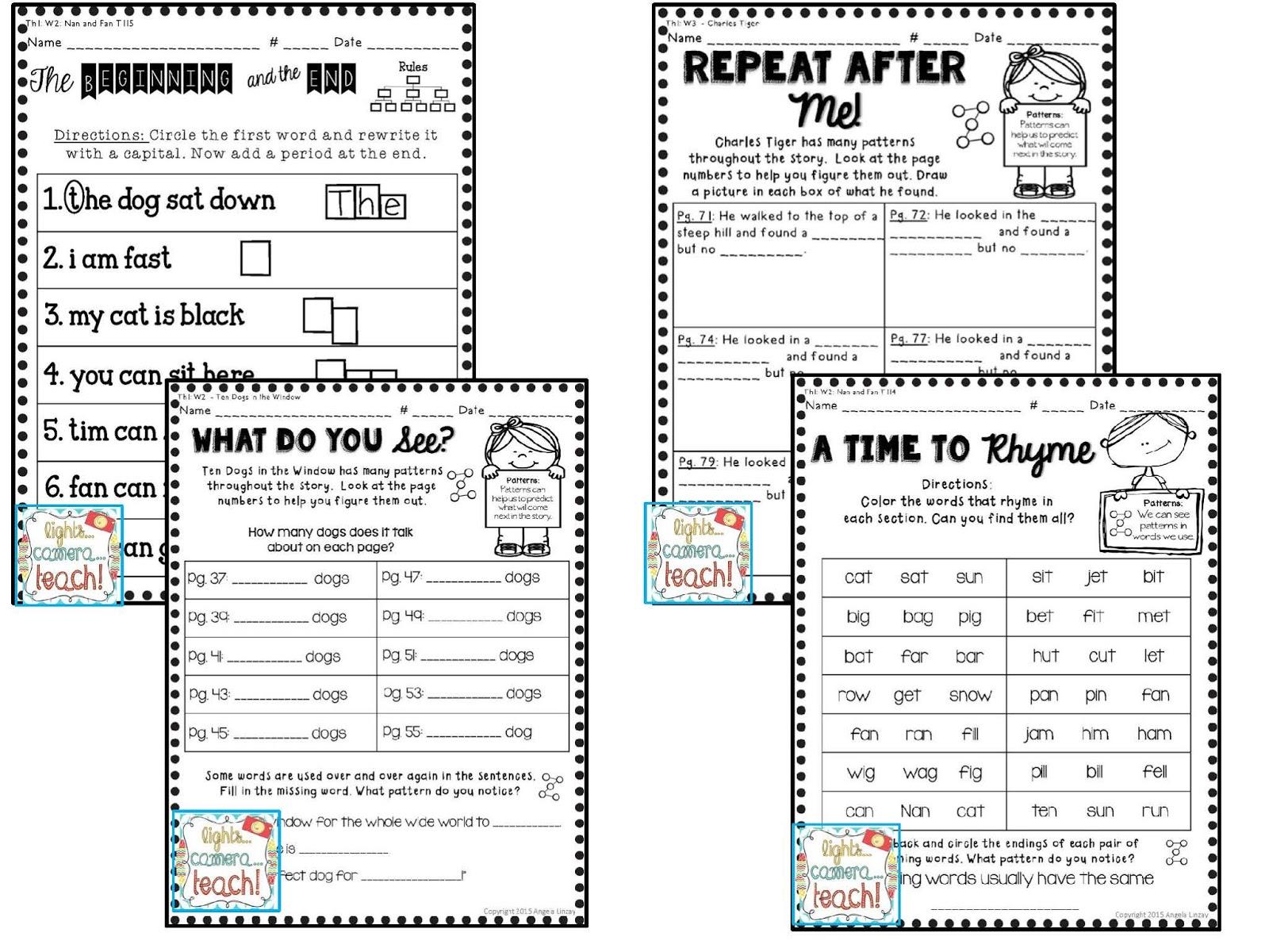 Uncategorized Houghton Mifflin Math Worksheets Grade 4 lights camera teach september 2015 theme 2