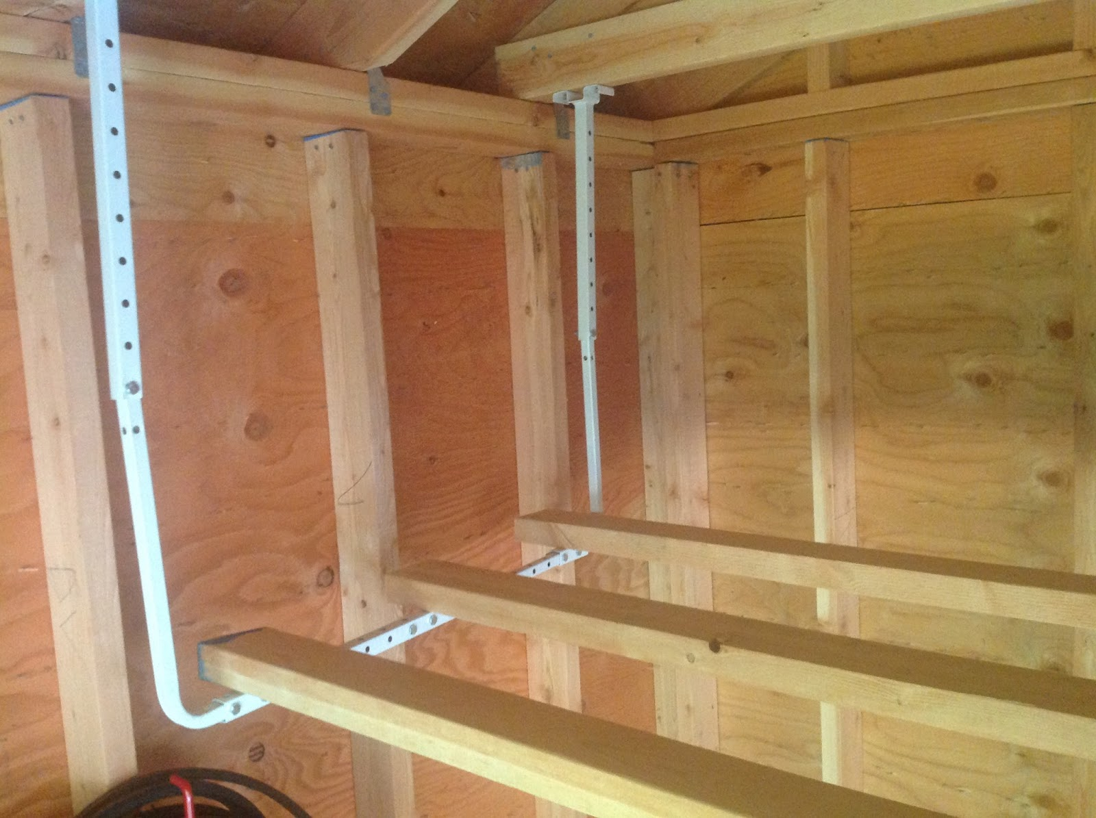 Step 4 Organize Your Shed So That The Things You Use Most