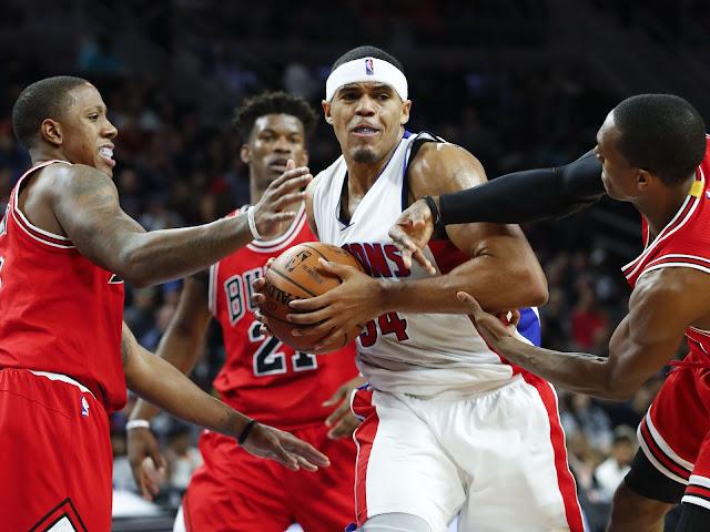 Tobias Harris face aux Bulls | PistonsFR, actualité des Detroit Pistons en France