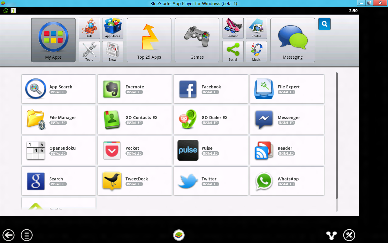 how to download whatsapp in laptop windows 10 without bluestacks