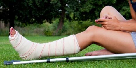 Cara Menyembuhkan Tulang Patah Retak