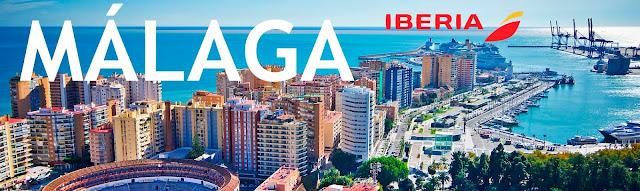 Ruta Vigo - Málaga, con Air Nostrum