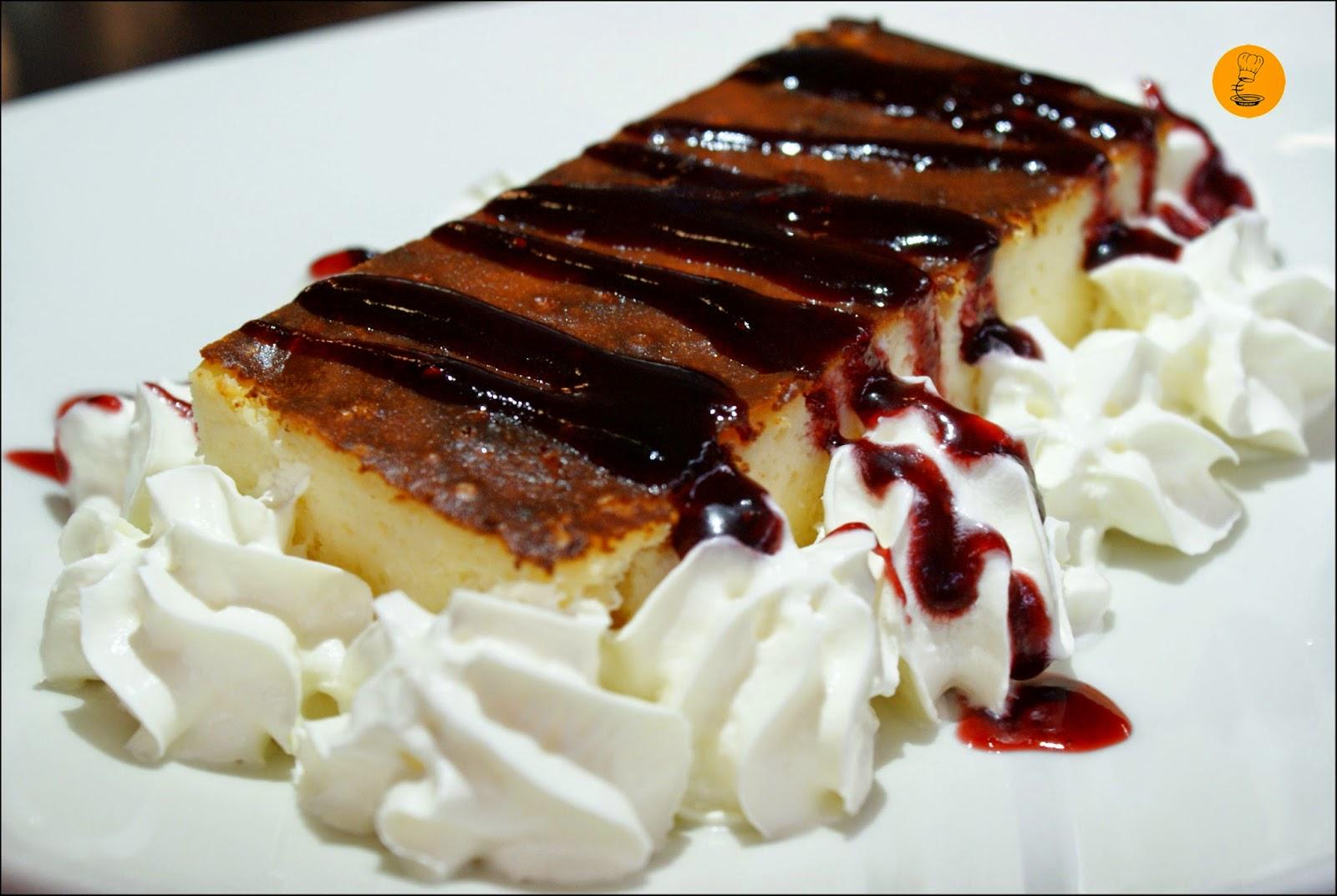 Cheesecake Gancho y Directo Pozuelo Madrid