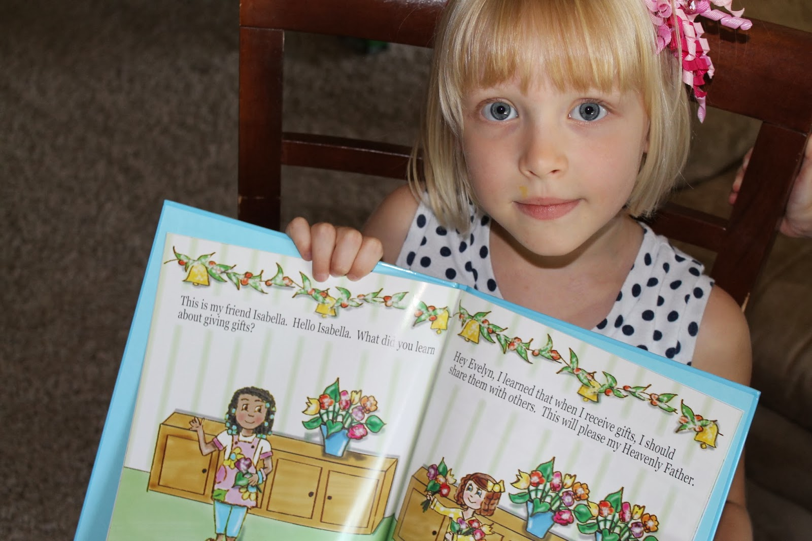 Why We Give Gifts at Christmas Time - Children's Book Giveaway ...