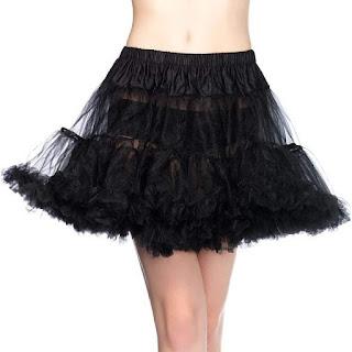 Leg Avenue short petticoat