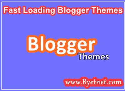 fast-loading-responsive-blogger-templates