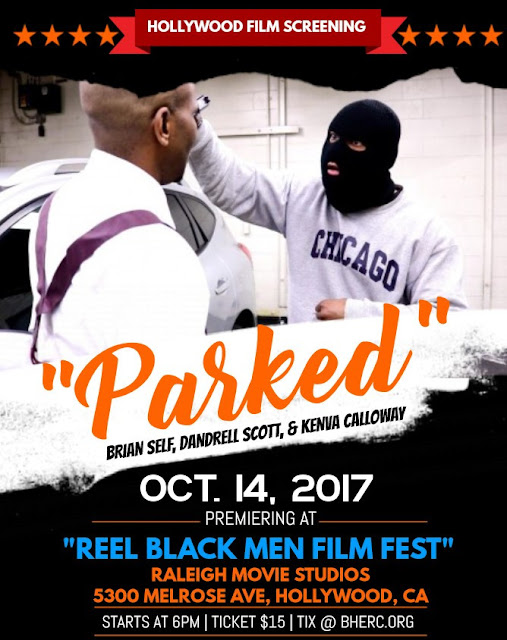 LOS ANGELES PREMIERE: Film Nomination by the Reel Black Men Film Festival
