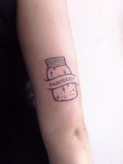 10 Peter Pan Tattoos - Literary Ink Series: Reading, Writing, Booking