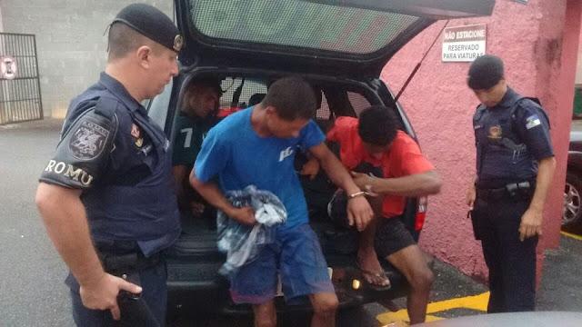 Operação conjunta entre ROMU e ROMO de Santo André com a DISE detém procurado da justiça próximo a Cracolândia