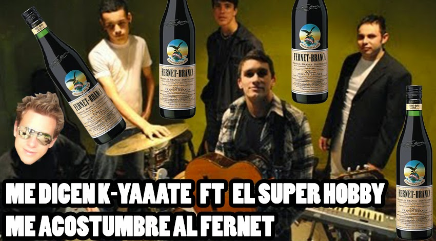 Fernet humor cancion