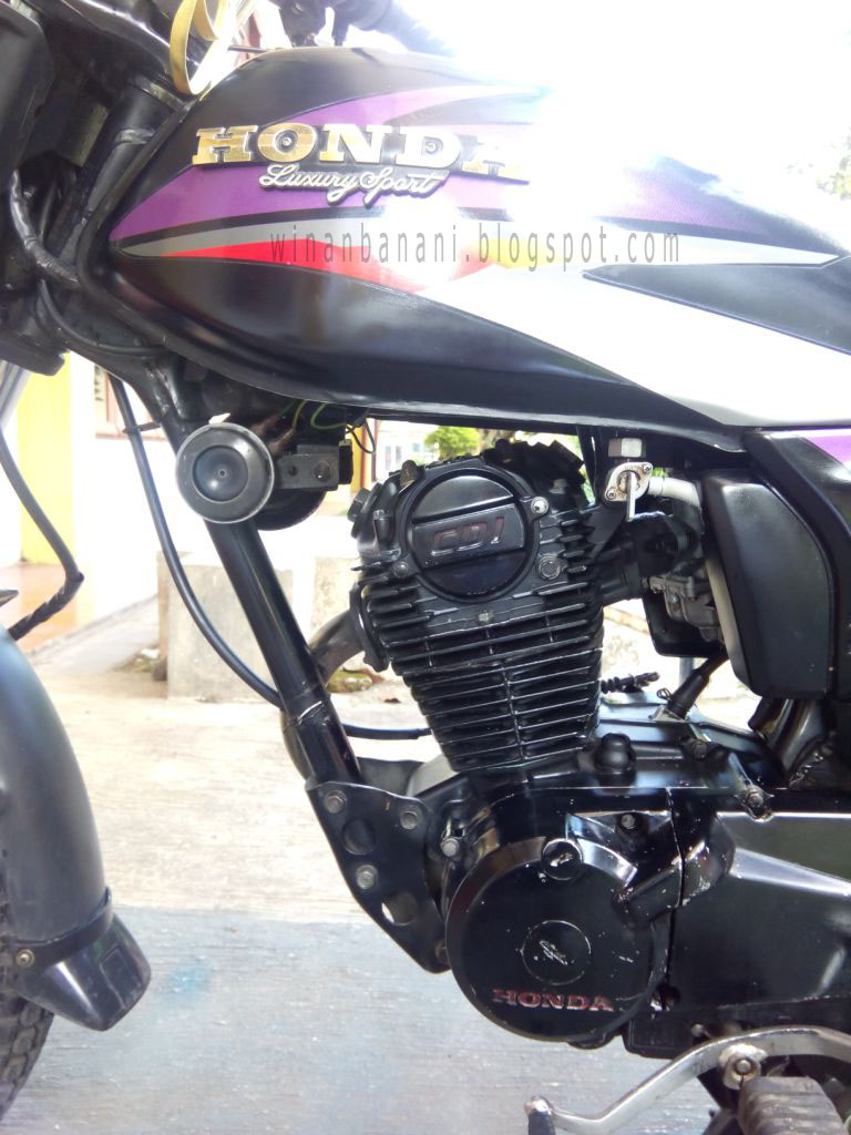 100 gambar motor gl pro terlengkap | gubuk modifikasi