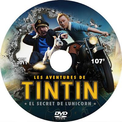 Les aventures de Tintín - El secret de l'Unicorn