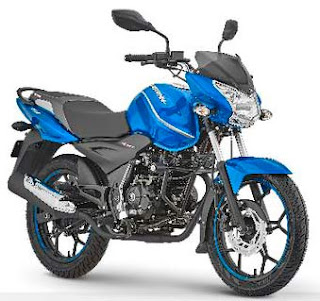 discover 150 ST azul