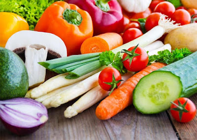 الخضروات تقلل السكر