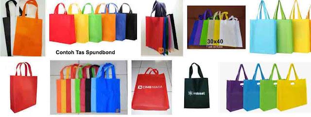 Harga tas promosi spundbond murah di cipadu Tangerang