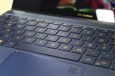 Asus Zenbook 3 Dibandingkan MacBook Air