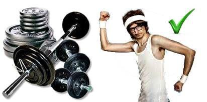 Si soy flaco cómo puedo aumentar mi masa muscular