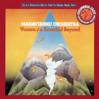 Mahavishnu Orchestra - 1975 - Visions of the Emerald Beyond