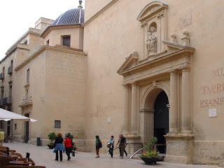 Concatedral de San Nicolás de Bari - Alicante