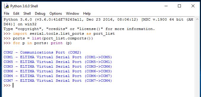 Serial Communication Using Python - Embedded Laboratory