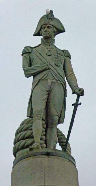 Nelson, Trafalgar Square