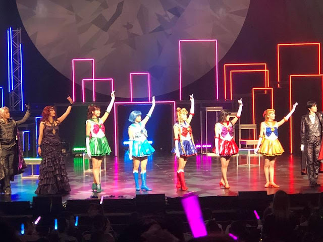 Sailor Moon The Super Live en France