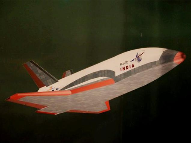 isro space shuttle program - photo #3