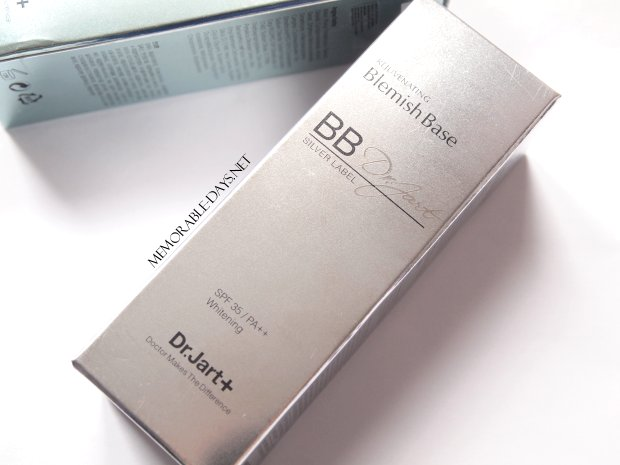 Review: Dr  Jart Silver Label BB Cream from Cosmetic Love