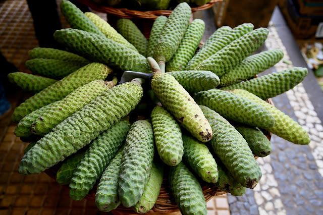 pineapple banana Funchal, Madeira,  pic: Kerstin Rodgers/msmarmitelover