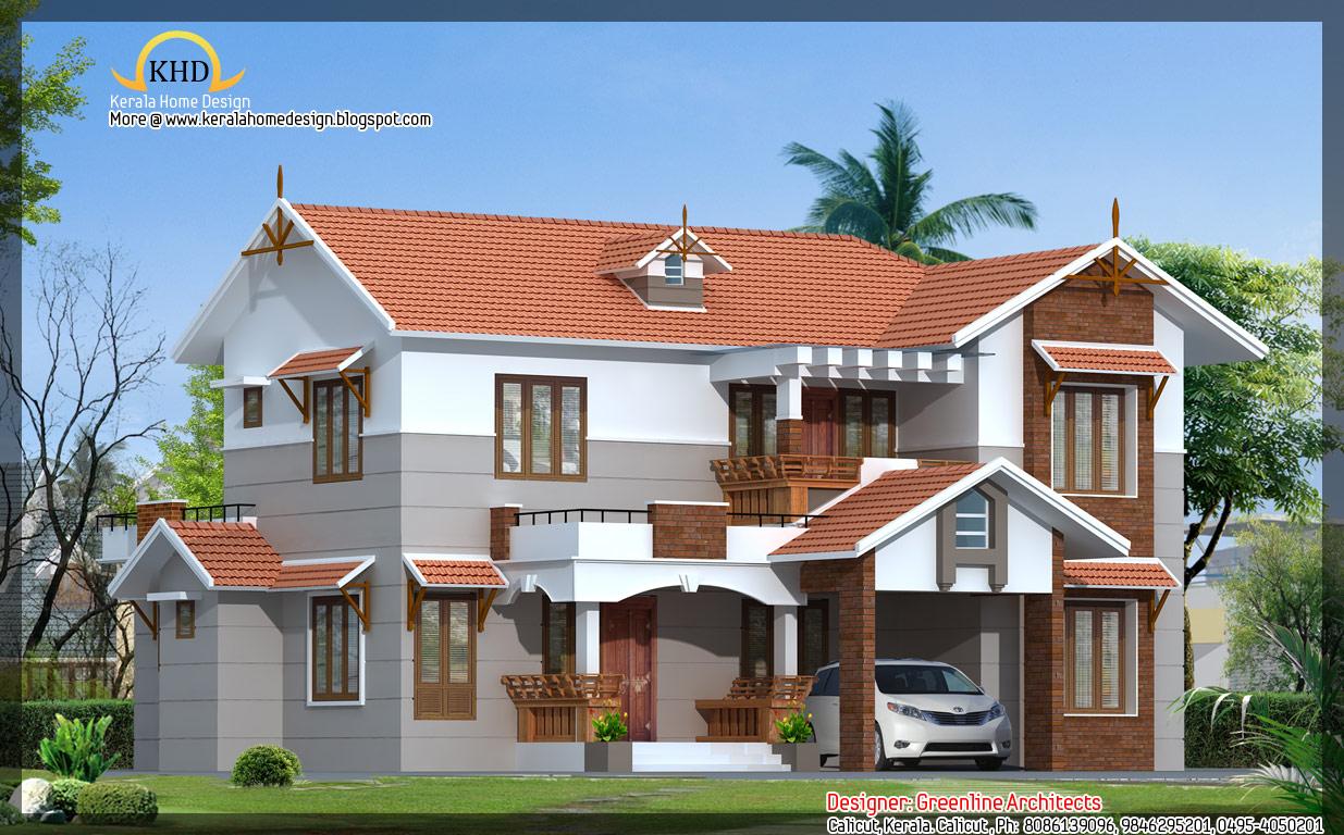 Kerala Home Design And