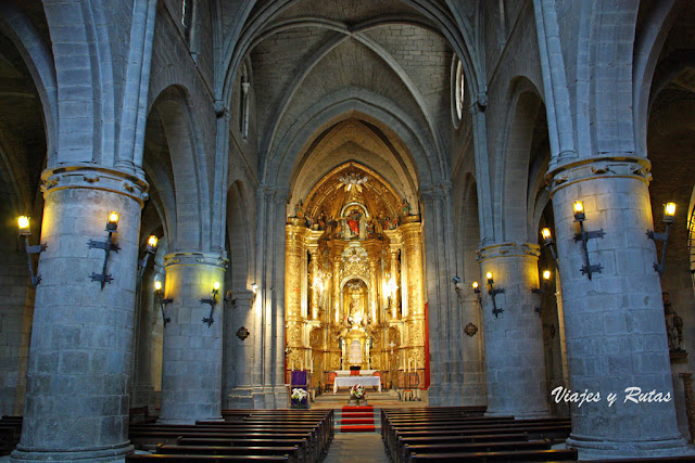 Iglesia de Santiago, Sangüesa