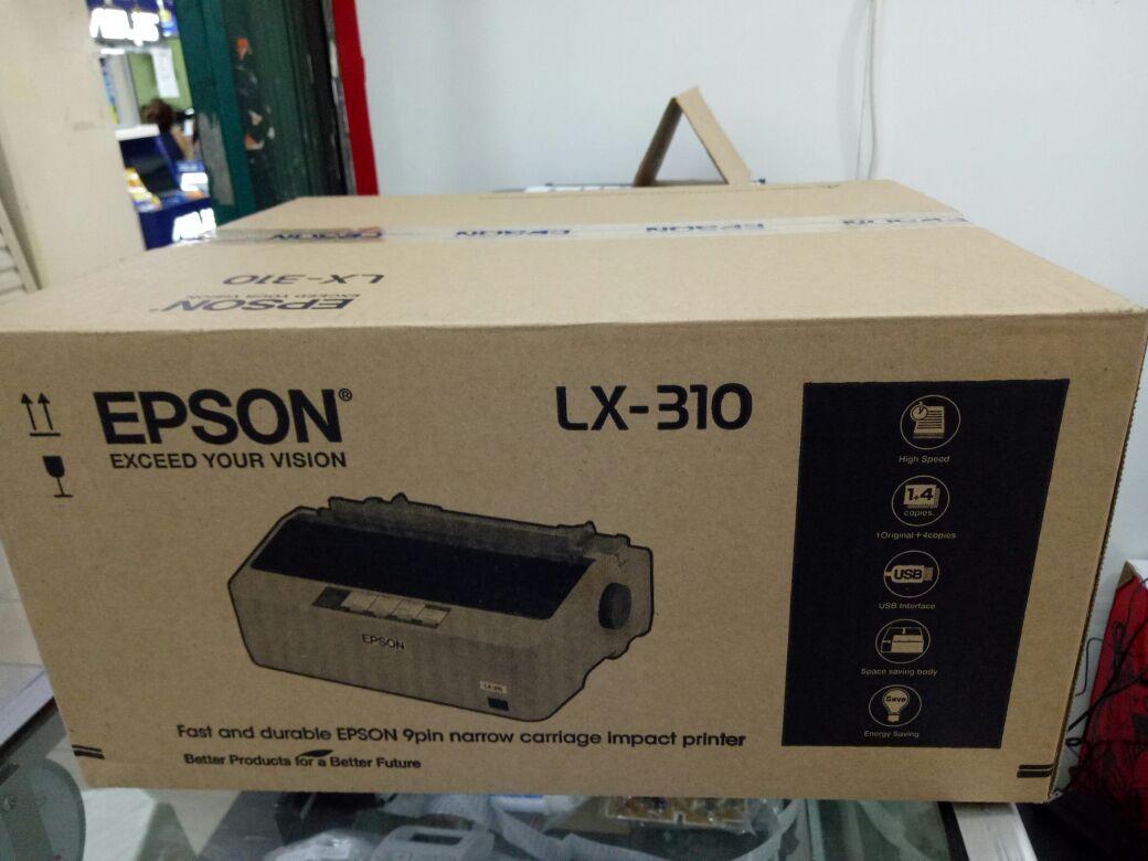 Sparepart Printer Laserjet Epson Lx310 New Dotmatrix Carriage Unit Original