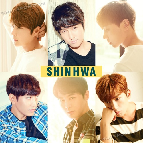 [Single] SHINHWA – 아는 사이