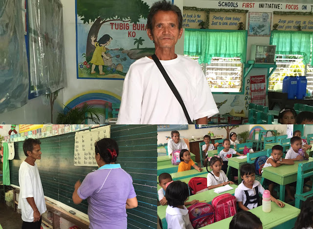 This Inspiring story of a 52-year-old Farmer Who Returned to School as a Grade 1 Pupil Goes Viral! READ HERE!